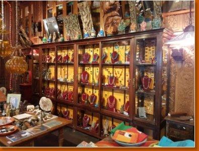 Mala india 01 07 2016 nouvelle vitrine de bijoux fantaisie for Mala india magasin waterloo