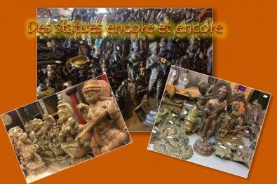 Mala india 15 03 2018 des statues encore et encore for Mala india magasin waterloo